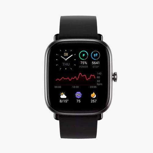 Relog smartwatch gts 2 mini -negro