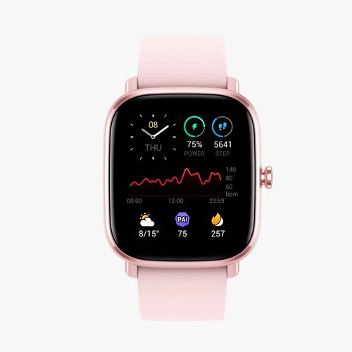 Relog smartwatch gts 2 mini -rosado