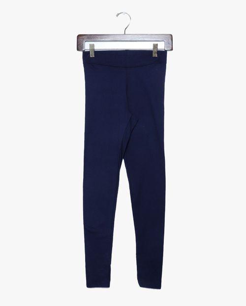 Legging basica navy