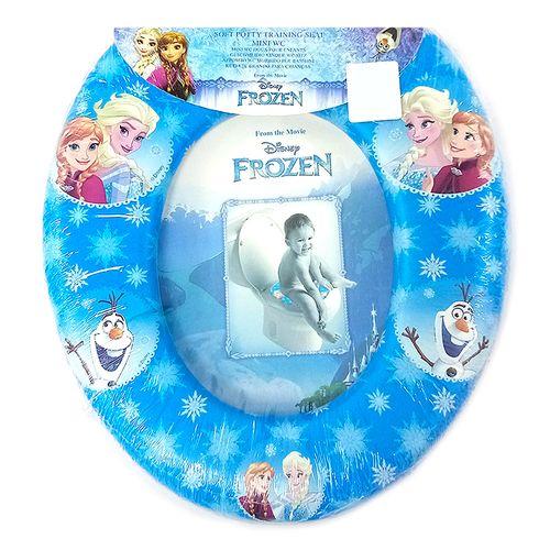 Asiento infantil para baño frozen