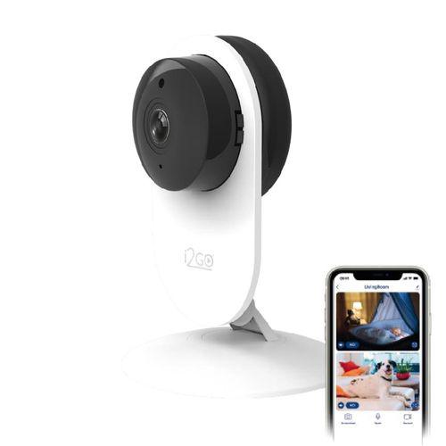 Cámara smart fija interior 1080p
