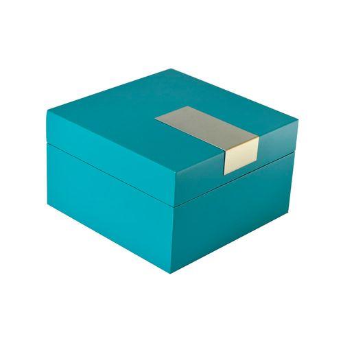 Caja decorativo 15x15x9cm