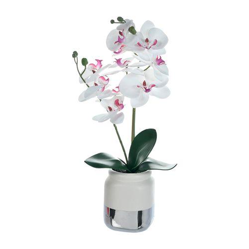 Orquidea c/maceta 40.5cmh