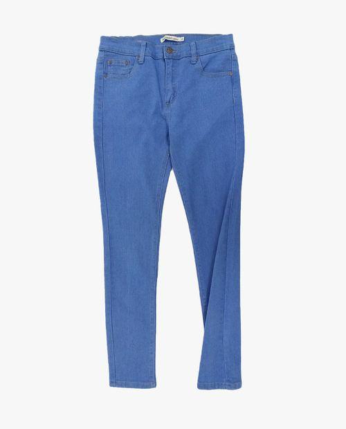 Jeans stretch celeste