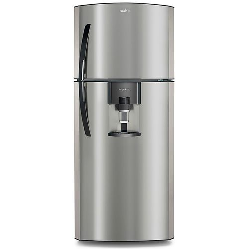 Refrigerador mabe 16pcu acero c/disp agua