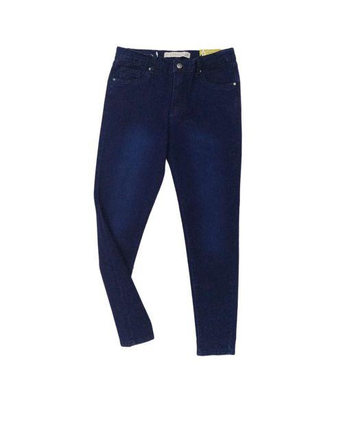 Jeans dark blue mid rise