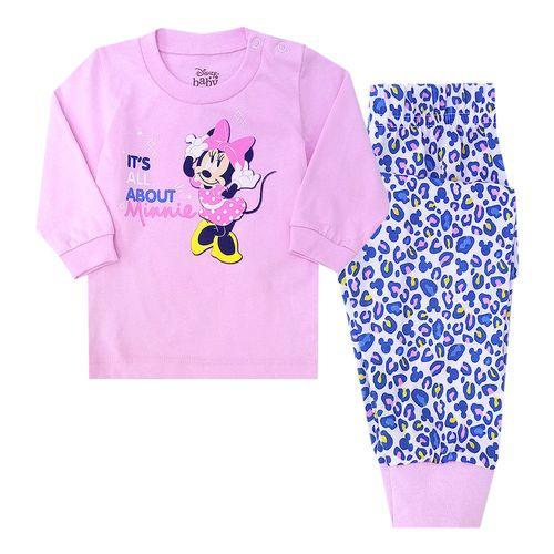 Pijama 2 piezas - all about minnie