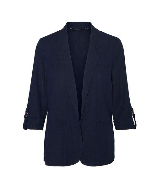 Blazer  navy blazer aop:dot birch