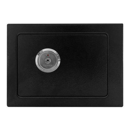 Caja de seguridad con cerradura de llave