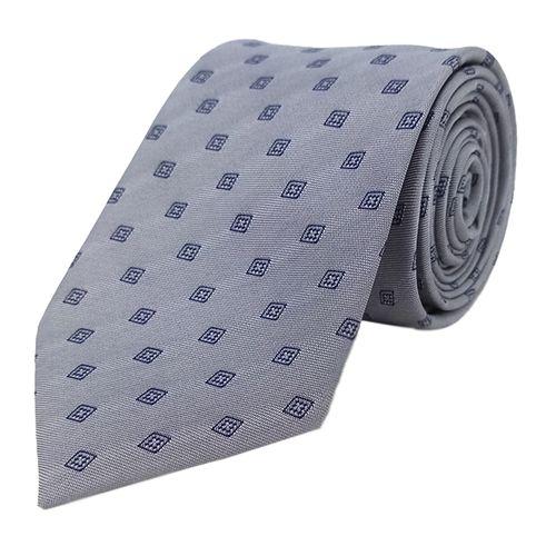 Corbata para caballero grey