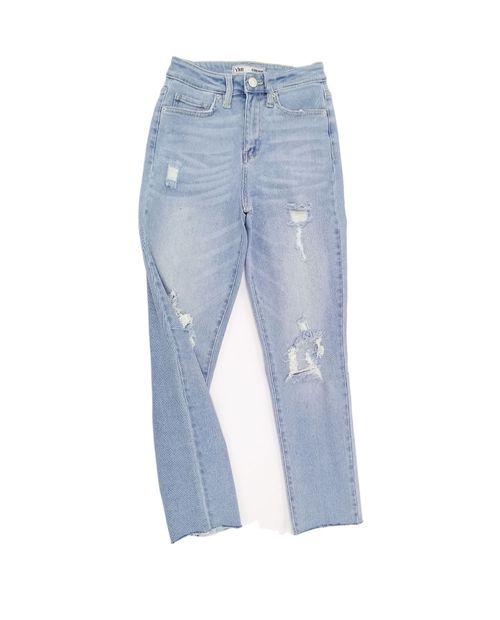 Jeans  high rise color l1840