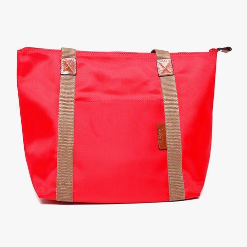Cartera shopper-bolso tatiana rojo