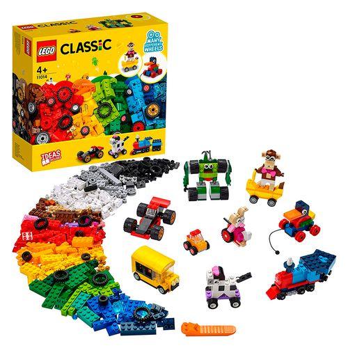 Bricks y ruedas