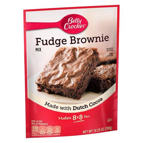 Bc premezcla fudge brownie 290g