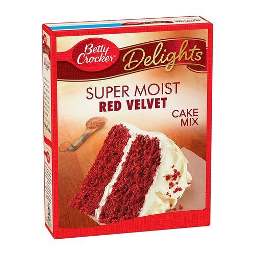 Harina bc cake mix red velvet 432g