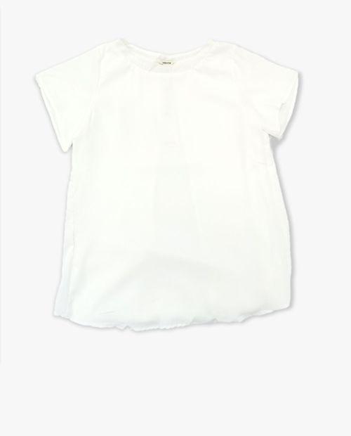 Blusa 2fer mc  blanco