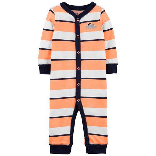 Pijama 1 pieza rayas anarajando para niño