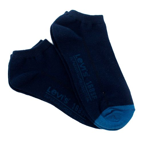 2pack calcetines para caballero navy