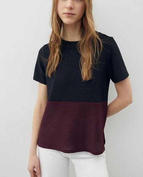 Camiseta calidad especial negro