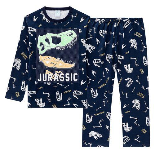 Pijama azul para niño