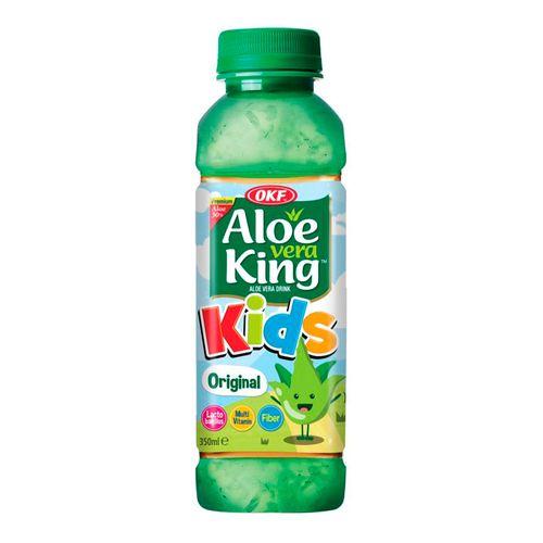 Bebida de aloe original kids king 350 ml