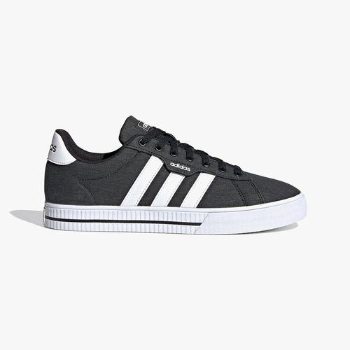 Calzado deportivo adidas negro daily 3.0 para caballero