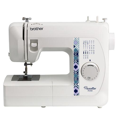 Máquina de coser pacesseter 17 puntadas