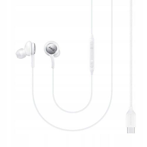 Earphones samsung akg type c white