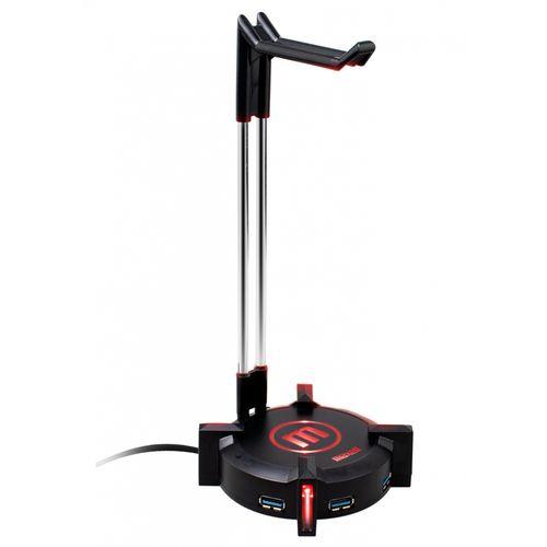 Stand gaming  para audÍfonos con usb