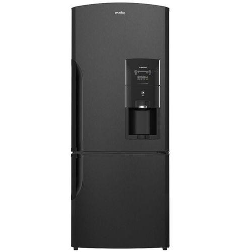 Refrigerador black steel 19pcu disp agua