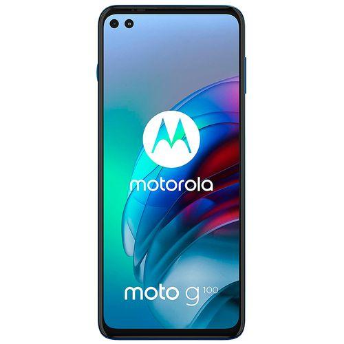 Motorola Moto G100 Azul Boreal