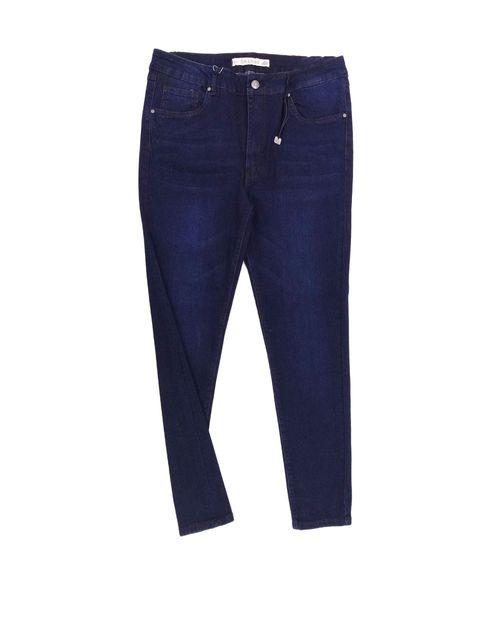 Jeans básico dr blue mid rise