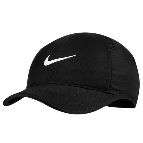 Gorra deportiva nike negra