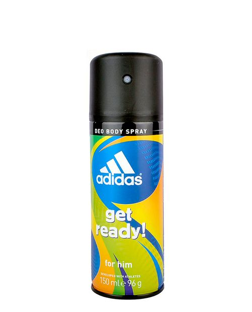 Adidas Men Get Ready Spray 150ml