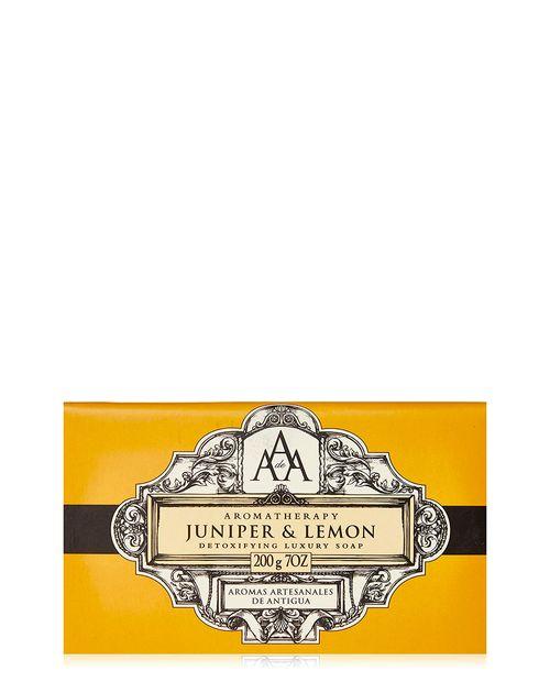 Aromaterapia Enebro y Limón Triple Milled Soap