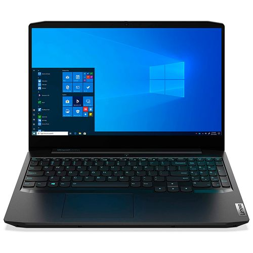 "Laptop de 15"" ideapad gaming 3i intel i7-10750h 8gb - 128ssd gtx - 4gb"