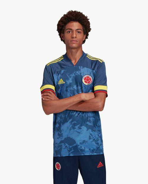 Camisa de visitante de Colombia de hombre Adidas