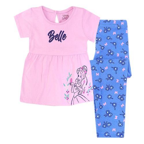 Conjunto - floral belle