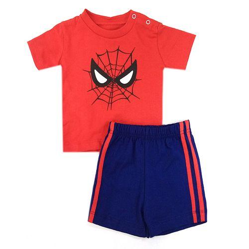 Conjunto - spiderman