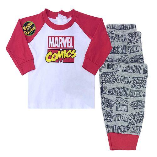 Pijama 2 piezas - marvel comics