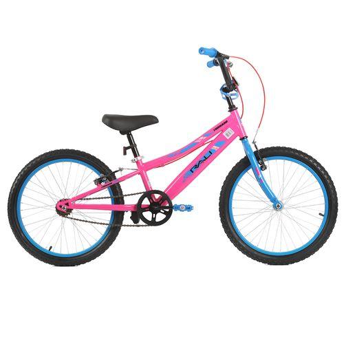 Bicicleta rali tornado rin 20 rosado bmx para niña