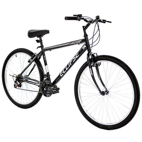 Bicicleta rali eclipse mtb rin 26 para hombre negro con gris