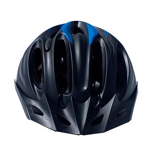 Casco para bicicleta adulto negro k6