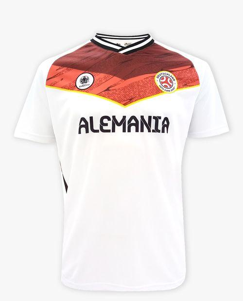 Camisa Alemania euro 2021