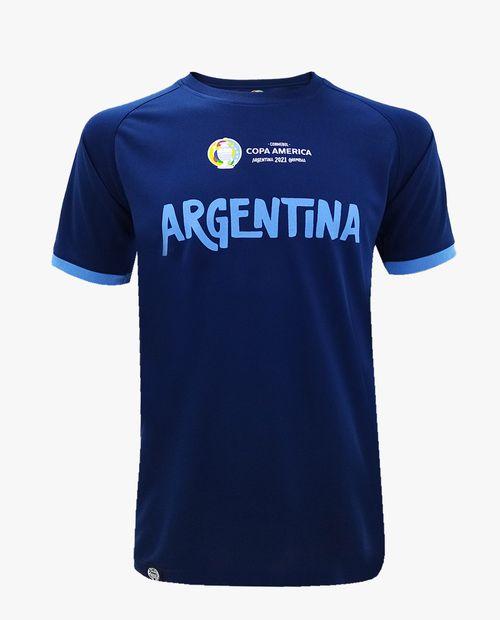 Camisa argentina copa América 2021