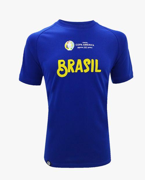 Camisa Brasil copa América 2021