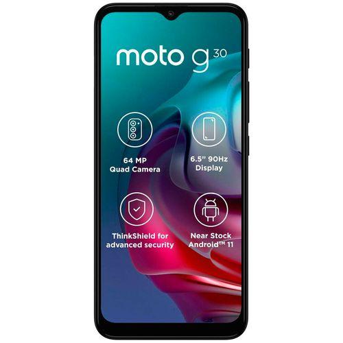 Motorola g30 6.5plg 4g ram 128 rom pastel