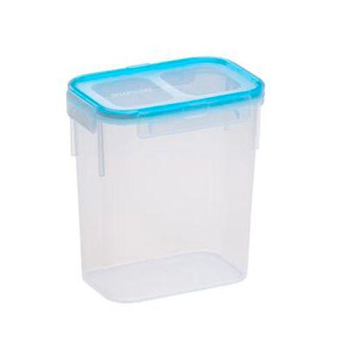 Contenedor hermetico rectangular 7.3 tazas/ 1.7 l azul