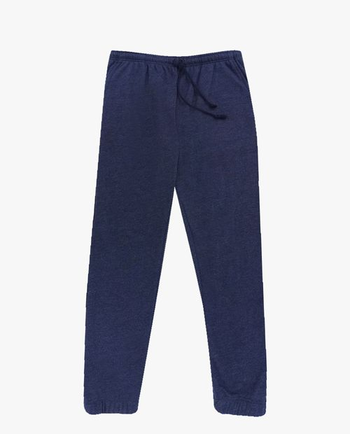 Jogger pants navy htr