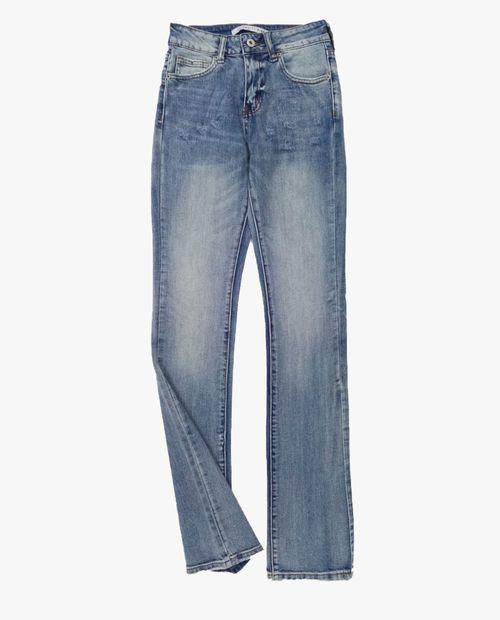 Jeans straigh vintage blue